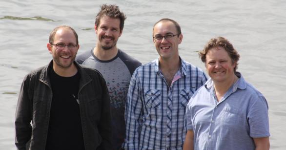Kairos Ensemble band members