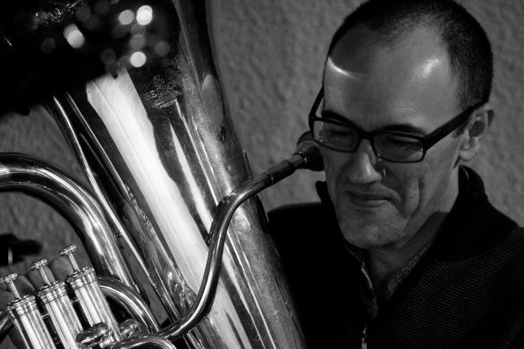 Richard Fox tuba