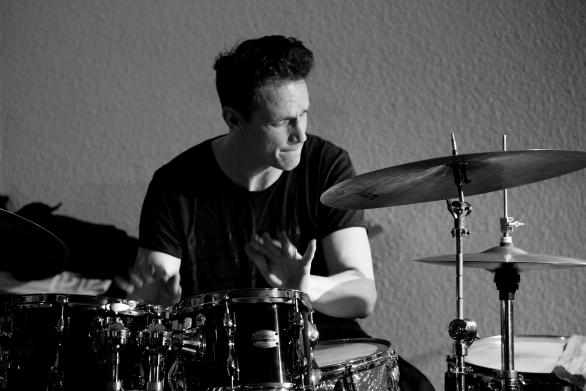 Tom Hooper drums
